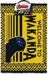 Black Panther - Welcome to Wakanda Door Mat