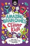 Amazing Brain Games For Clever Kids - Gareth Moore (Paperback)