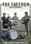 The Beatles - Unofficial 2021 Calendar