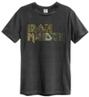 Iron Maiden - Eddies Logo Amplified Vintage T-Shirt - Charcoal (XX-Large) Cover