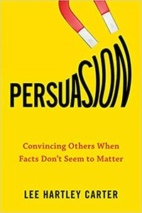 Persuasion - Lee Hartley Carter (Paperback) - Cover