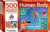 Human Body Puzzle - Puzzlebilities (500 Pieces)