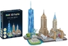 Revell - New York Skyline 3D Puzzle (123 Pieces)