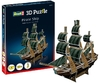 Revell - Pirate Ship 3D Puzzle (24 Pieces)