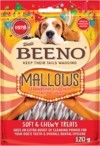 Beeno - Mallows Strawberry & Yoghurt Flavour Swirl (120g)
