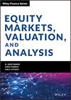 Equity Markets, Valuation, And Analysis - H. Kent Baker (Hardcover)