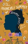 Invincible Summer of Juniper Jones - Daven McQueen (Paperback)