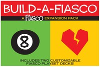 Fiasco - Build-a-Fiasco Expansion (Role Playing Game) - Cover