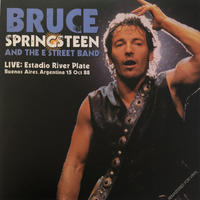 Bruce Springsteen and the E Street Band - Live: Estadio River Plate Buenos Aires, Argentina 15 Oct '88 (Vinyl)