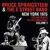 Bruce Springsteen & The E-Street Band - New York 1975 - Greenwich Village Broadcast Vol.1 (Vinyl)