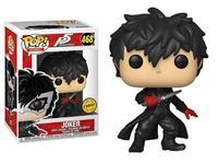 Funko Pop! Games - Persona 5 - The Joker Pop Vinyl Figure [Chase version] - Cover