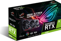 ASUS ROG Strix GeForce RTX 2060 EVO Oc Edition 6GB Graphics Card - Cover