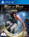 Prince of Persia: The Sands of Time Remake (PS4)