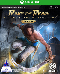 Prince of Persia: The Sands of Time Remake (Xbox One / Xbox Series X)