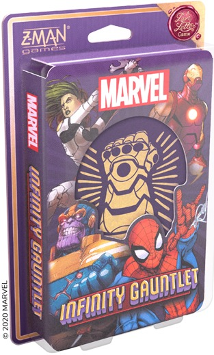 Infinity Gauntlet: A Love Letter Game (Card Game)