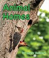 Animal Homes - Mary Holland (Paperback)