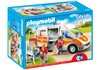 Playmobil - Ambulance With Light & Sound