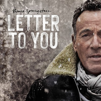Bruce Springsteen - Letter to You (CD) - Cover
