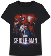 Marvel - Spider Games Unisex T-Shirt - Black (Small) - Cover