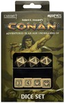 Conan: Adventures in an Age Undreamed Of - Dice Set