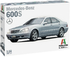 Italeri - 1/24 - Mercedes Benz 600S (Plastic Model Kit)