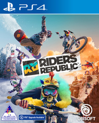 Riders Republic (PS4/PS5 Upgrade Available)
