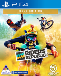 Riders Republic - Gold Edition (PS4/PS5 Upgrade Available)