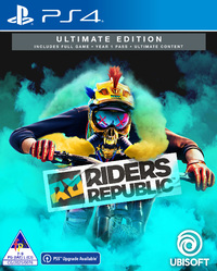 Riders Republic - Ultimate Edition (PS4/PS5 Upgrade Available)