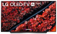LG 65 inch OLED HDMI 2.1 4K ULTRA HD TV
