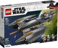 LEGO® Star Wars - General Grievous's Starfighter (487 Pieces) - Cover