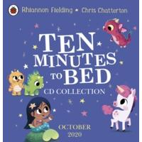 Ten Minutes to Bed CD Collection - Rhiannon Fielding (CD-Audio)