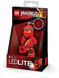 LEGO IQHK - LEGO Ninjago - Kai Key Chain Light - Cover