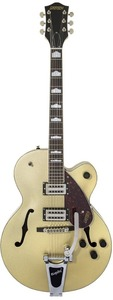Gretsch G2420T Streamliner Hollowbody Electric Guitarwith Bigsby (Golddust) - Cover