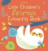 Little Children's Animals Colouring Book - Mary Cartwright (Paperback)
