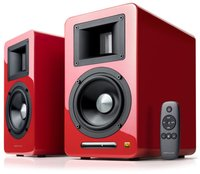 Edifier A100 Airpulse Active Speaker System (Red) - Cover