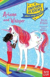 Unicorn Academy: Ariana and Whisper - Julie Sykes (Paperback) - Cover
