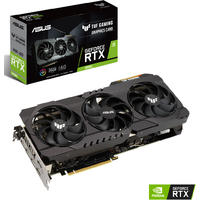 ASUS TUF Gaming RTX 3090 NVIDIA GeForce RTX 3090 24GB GDDR6 Graphics Card (Expected date is an Estimate)