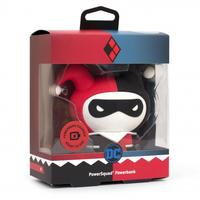PowerSquad - 2500mAh Power Bank - Harley Quinn