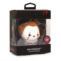 PowerSquad - 2500mAh Power Bank - Pennywise (Stephen King's It)