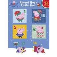 Peppa Pig: Advent Book Collection (Hardback)