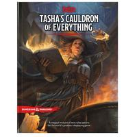 Dungeons & Dragons - Tasha's Cauldron of Everything (Role Playing Game)
