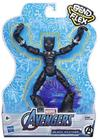 Avengers - Bend and Flex Black Panther Action Figure