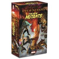 Legendary: A Marvel Deck Building Game - The New Mutants Expansion (Card Game)