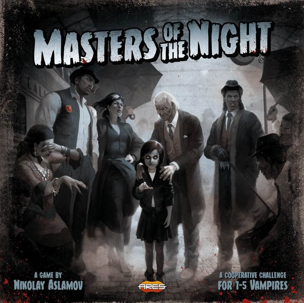 Masters of the Night (Board Game)
