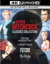 The Alfred Hitchcock Classics Collection (4K Ultra HD + Blu-ray)