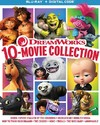 Dreamworks 10-Movie Collection (Region A Blu-ray)