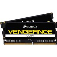 Corsair CMSX64GX4M2A2933C19 VenGeance 64GB (32GB x2 kit) DDR4-2933 SO-DIMM 260pin CL19 1.2V Memory Module