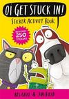 Oi Get Stuck In! Sticker Activity Book - Kes Gray (Paperback)