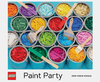 Lego Paint Party Puzzle (1000 Pieces)