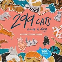 299 Cats (and a Dog) - Léa Maupetit (Puzzle) - Cover